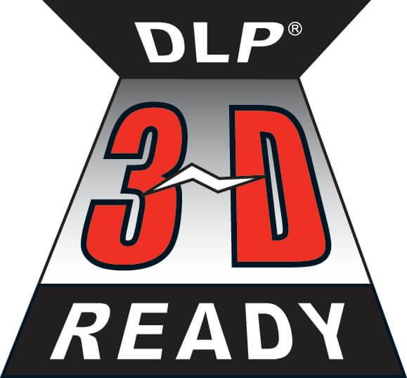 DLP 3D-ready