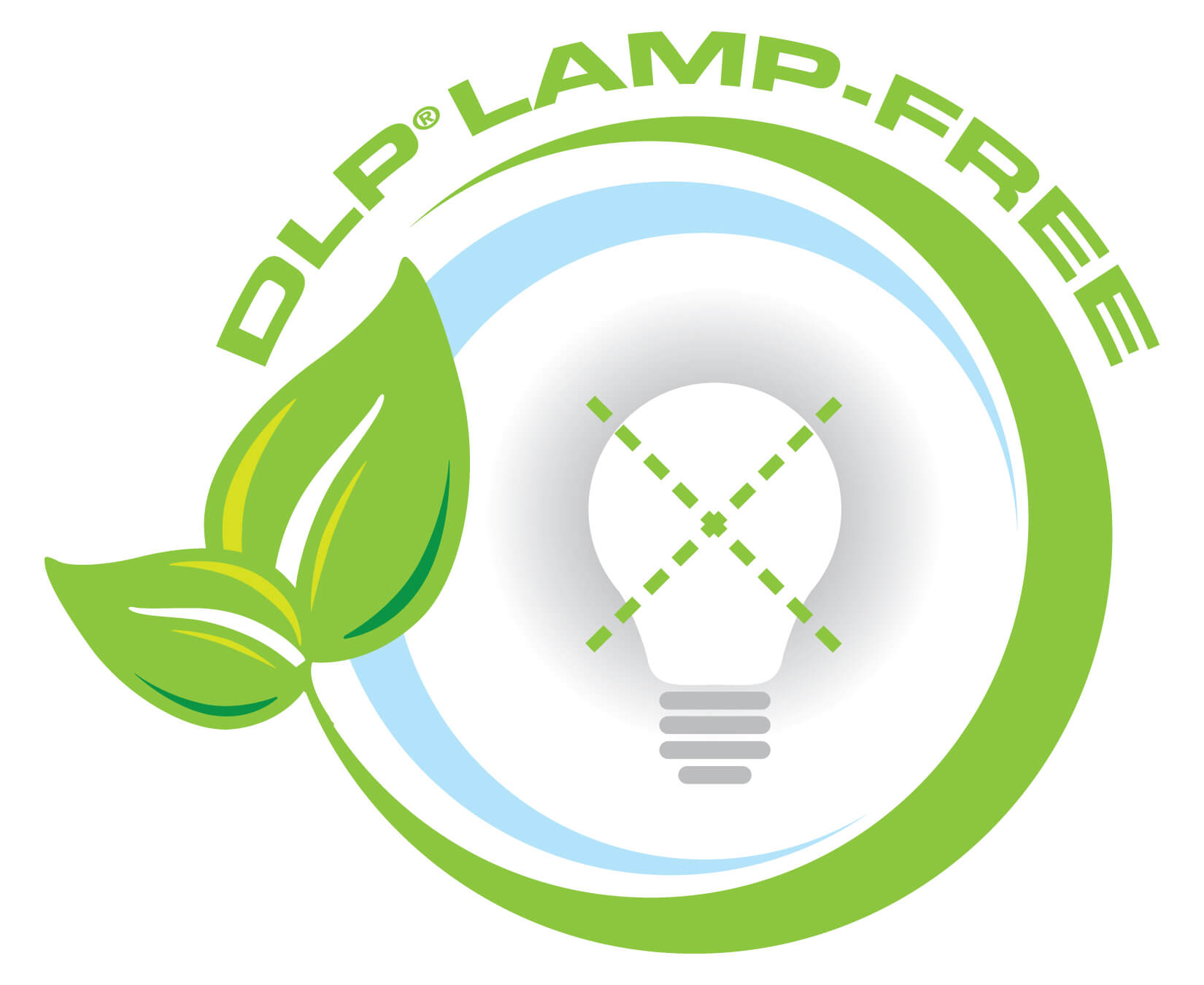 LG DLP Lamp Free Icon - DLP Lamp Free von LG