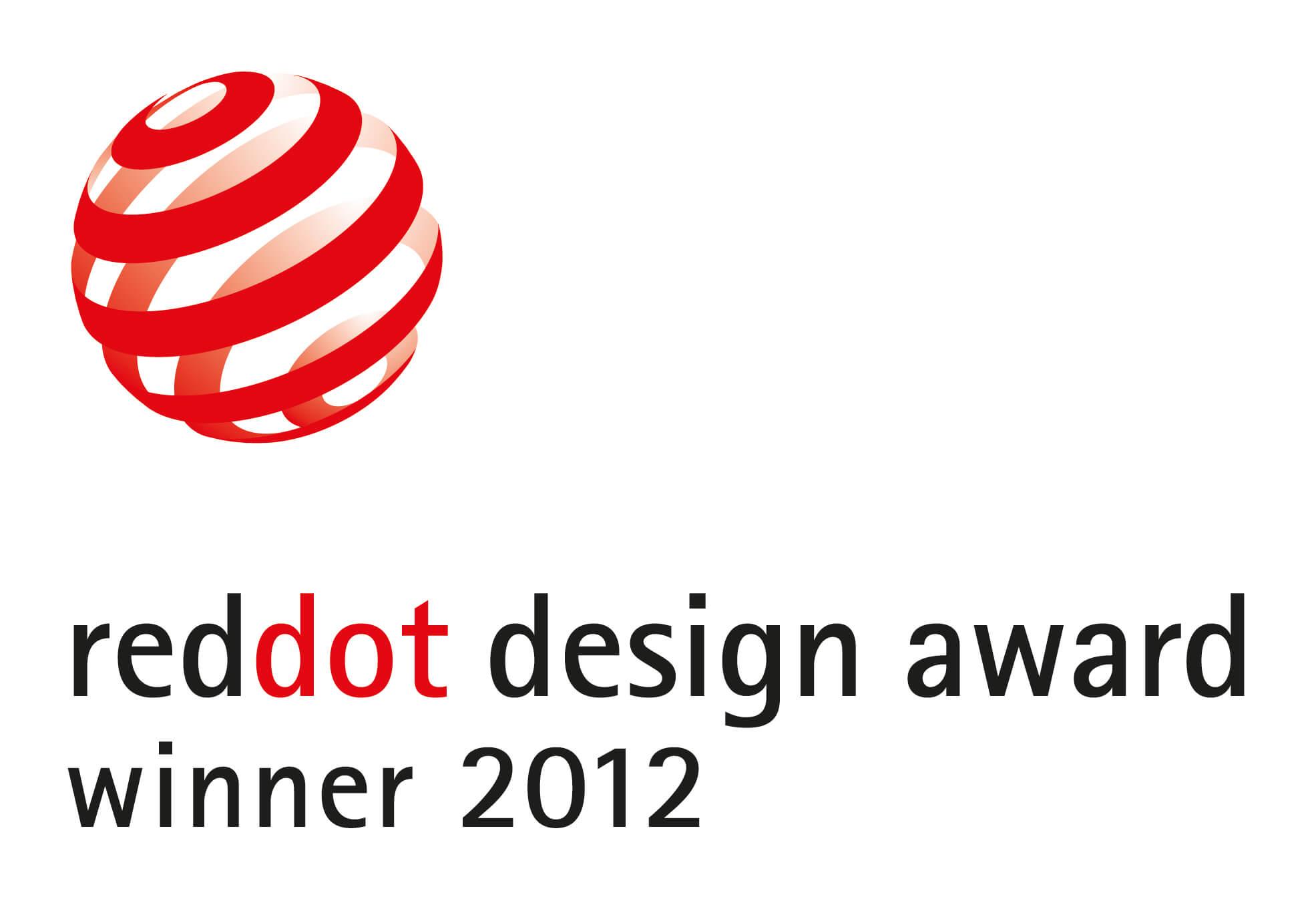 rdda win12 cmyk - Red-Dot-Design-Award für LG PA70G