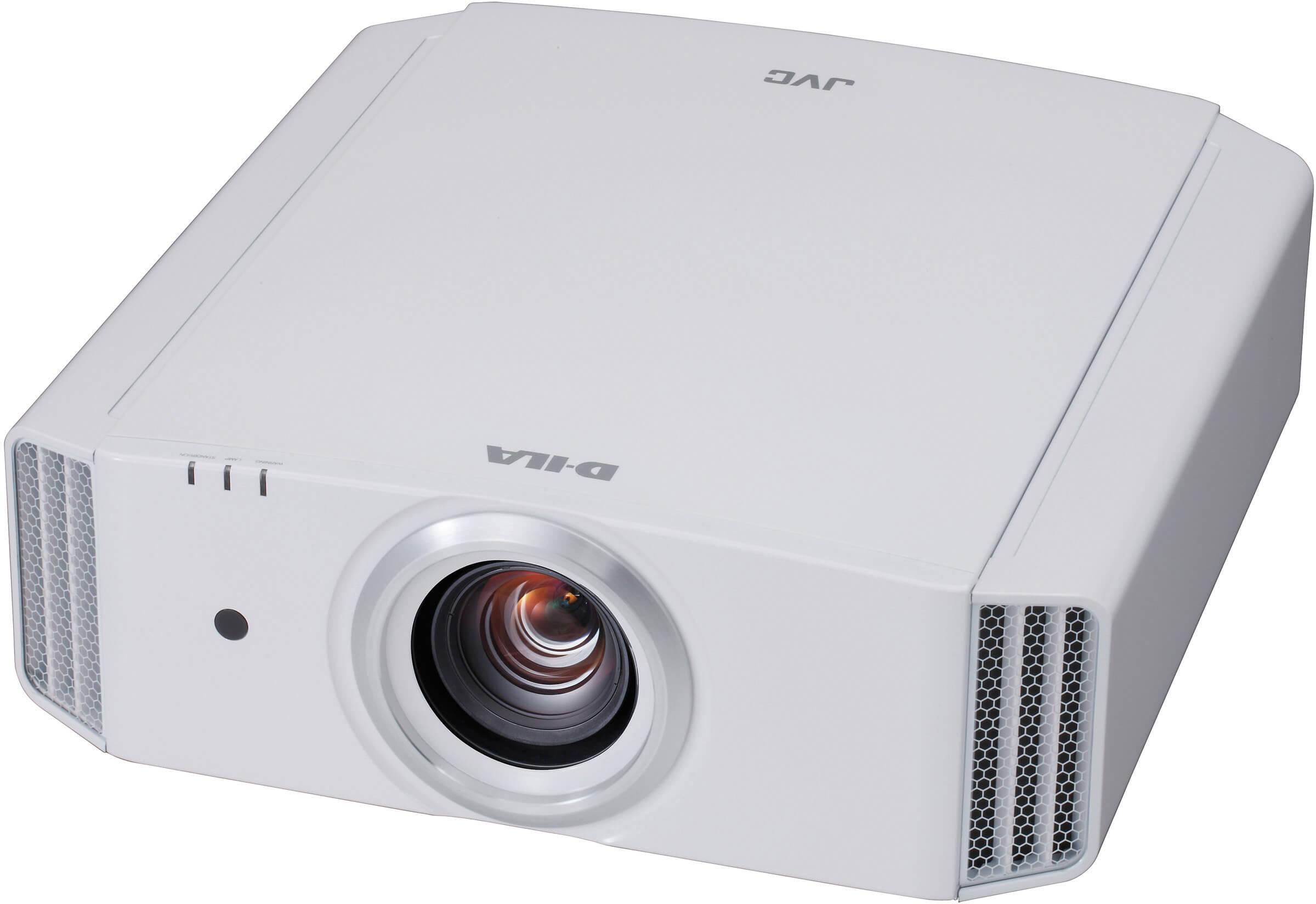 DLA X35W av weiss - Neue 4K D-ILA Heimkino-Projektoren von JVC