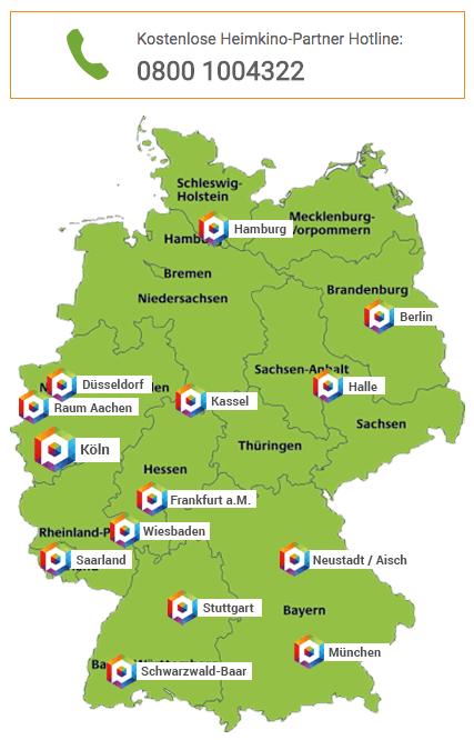Beamer Beratung Düsseldorf