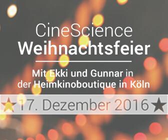 2 - Köln   CinceScience Weihnachtsfeier am 17.12.2016