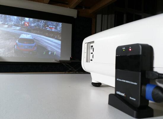 WHD30M Test blog html 53c9d3d3 - Cine4Home-Test: Wireless HDMI Kit Celexon WHD30M