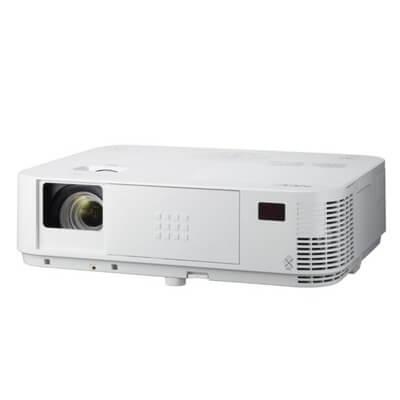 NEC M403H Beamer für draußen - Beamer für Draußen