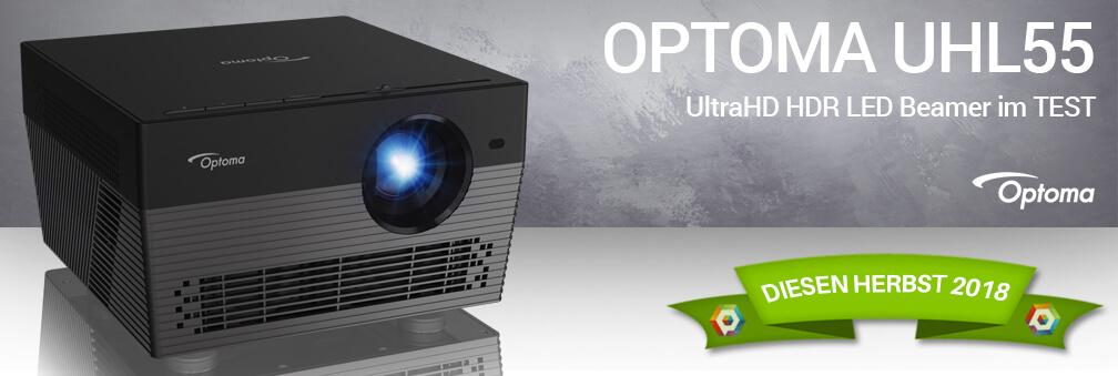 Header-Optoma UHL55