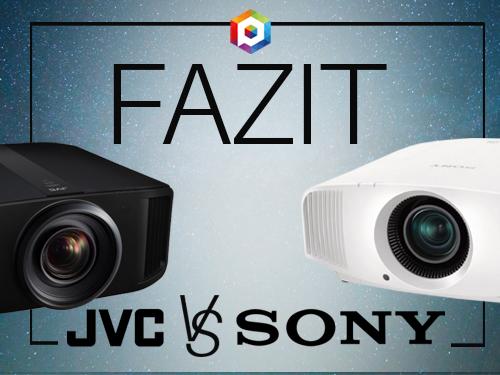 Blog Entry - JVC DLA-N5 gegen Sony VPL-VW270