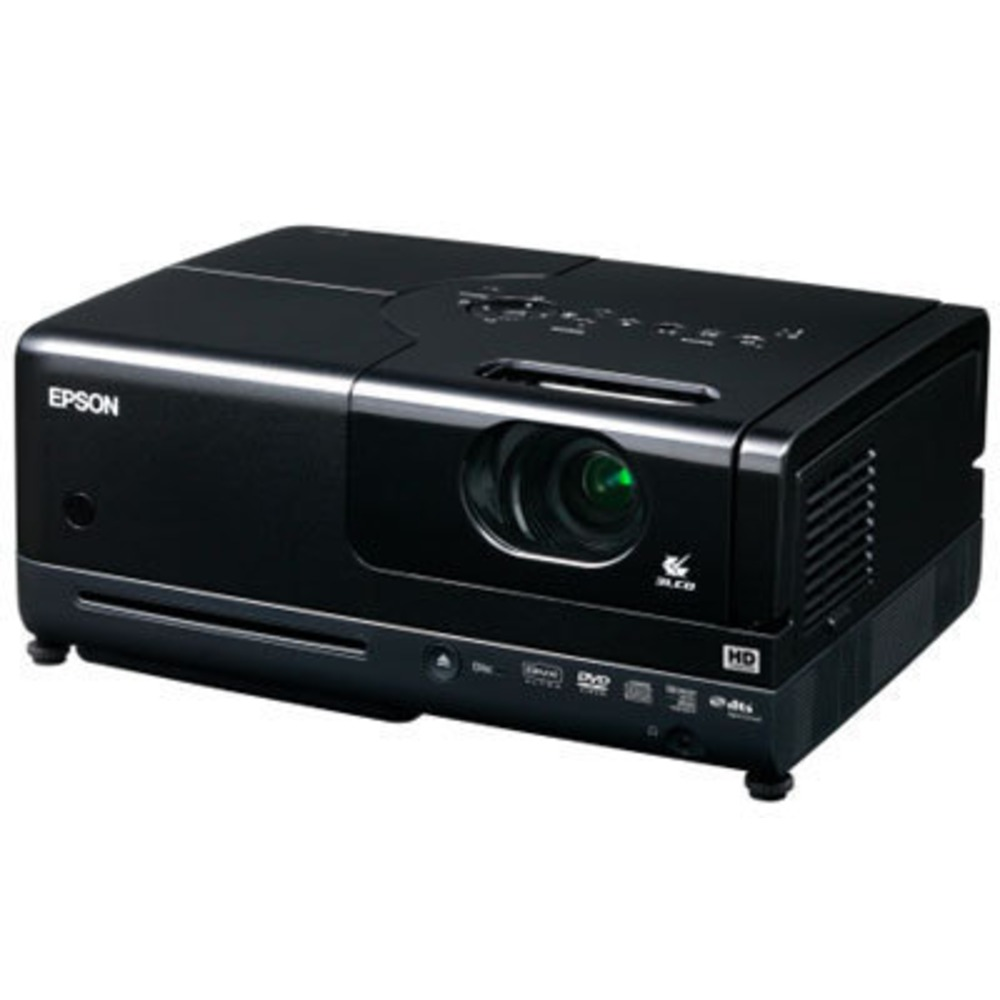 Epson EH-DM3 mit DVD-Player